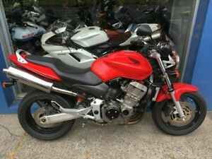 2002 Honda CB900F Hornet Road/Naked 900cc Collingwood Yarra Area Preview