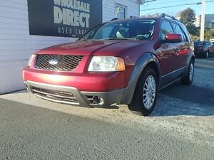 2006 Ford Freestyle SUV SEL AWD 7 PASSENGER 3.0 L
