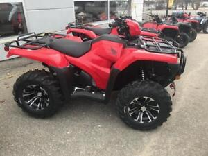 2018 Honda Foreman TRX 500 FM - Commercial Pricing Available