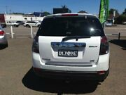 2013 Holden Captiva CG MY13 7 SX (FWD) White 6 Speed Automatic Wagon Broadmeadow Newcastle Area Preview
