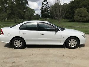 2006 Holden Commodore VZ Executive D/Fuel White 4 Speed Automatic Sedan Salisbury Brisbane South West Preview