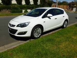 2013 Holden Opel Astra Select Hatchback Immaculate Condition Melbourne CBD Melbourne City Preview