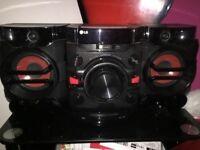 Stereo/Hi Fi system £55ONO