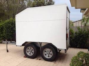 Fully enclosed/waterproof manufactured Aluminium Upper Trailer Carindale Brisbane South East Preview