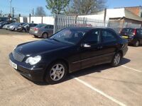 Sell my mercedes benz ... C220 ... 2002 ... diesel ... automatic ...