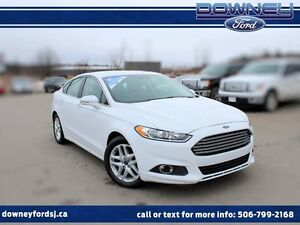 2016 Ford Fusion SE LUXURY PACKAGE LEATHER HEATED SEATS BACKUP C