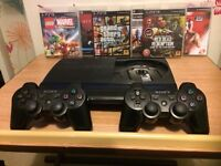 Ps3 and multiple games