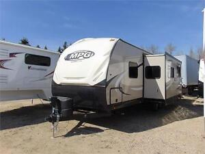 2016 MPG 2790DB Travel Trailer