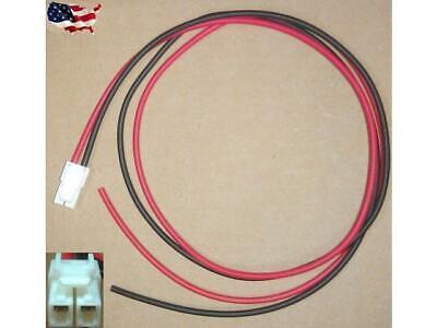 Kenwood Power Cable Kct-23m Tk690 Tk790 Tk890 Tk7180 Tk8180 Tk762862863980