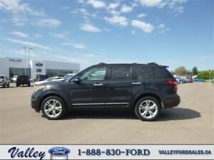 CLASS III TOWING & PRICED RIGHT! 2014 Ford Explorer Limited SUV