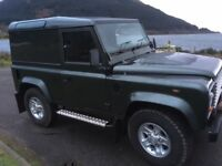 Land Rover Defender 90 county 2008 4seats