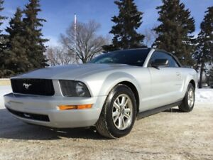 2006 Ford Mustang, LX-PKG, 5/SPD, LOADED, POWER TOP!!!