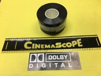 "35mm DOLBY Film Snipe ""EGYPT TEMPLE PILLARS"" in CinemaScope #782"