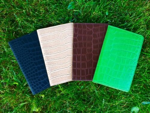 Golf Scorecard Holder - Green
