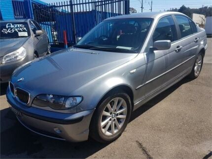 2004 BMW 320i E46 MY2004 Executive Steptronic Grey 5 Speed Sports Automatic Sedan Campbelltown Campbelltown Area Preview
