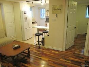 3 1/2 Semi Basement Completely Renovated
