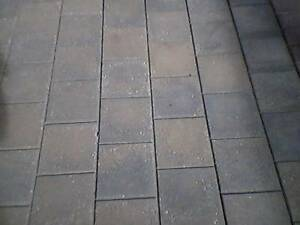 Recycled Pavers 54 sqm CharcoalTan mix..On Pallets..Can Deliver North Plympton West Torrens Area Preview