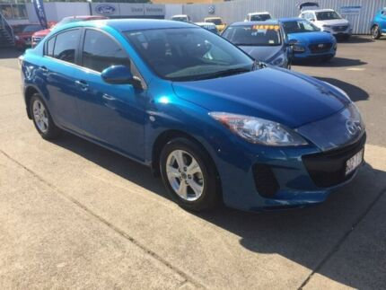 2013 Mazda 3 BL10F2 MY13 Neo Activematic Blue 5 Speed Sports Automatic Sedan Maryborough Fraser Coast Preview