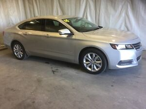 2016 Chevrolet Impala LT- STEAL OF A DEAL!