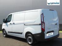 2015 Ford Transit Custom 2.2 TDCi 100ps Low Roof Van Diesel white Manual