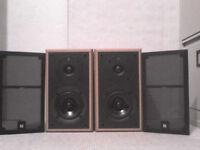 70W KEF Cresta Stereo Speakers - Heathrow