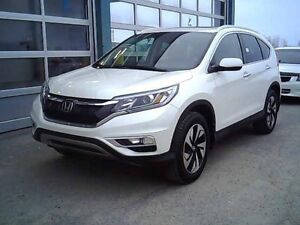 2015 Honda CR-V Touring  *Nav/Roof