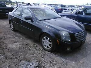 parting out 2003 cadillac cts