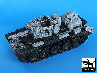 Black Dog 1/35 British Cromwell Tank Hessian Tape Camo Net WWII (Tamiya) T35023 for sale  Sterling