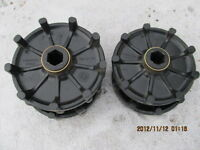 O E M -SKI-DOO ZX CHASSIS DRIVE SPROCKETS - FULL AND 1/2 COG!!
