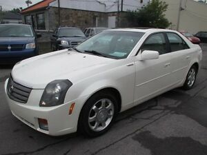 2004 Cadillac CTS (GARANTIE 2 ANS INCLUS) voiture occasion