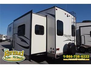 NEW 2016 Forest River Flagstaff Super Lite 526 RLWS 5th Wheel Windsor Region Ontario image 2