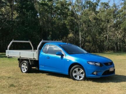 2011 Ford Falcon FG MkII XR6 Super Cab 6 Speed Sports Automatic Cab Chassis