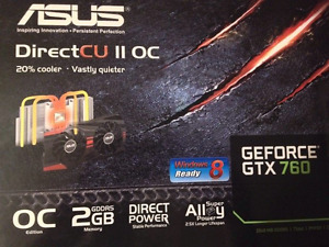 Selling Graphics Card GTX760