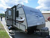 **SUV TOWABLE! **COUPLES+! **TRAVEL TRAILER FOR SALE!