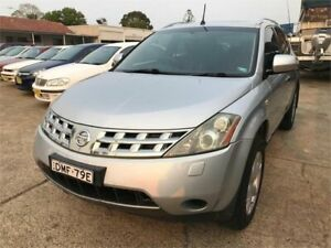 2007 Nissan Murano Z50 TI-L Gold Continuous Variable Wagon