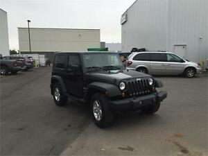 2007 jeep wrangler 4x4 soft and hard top low mileage