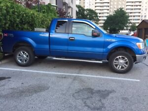 2012 Ford F-150 Supercab Pickup Truck