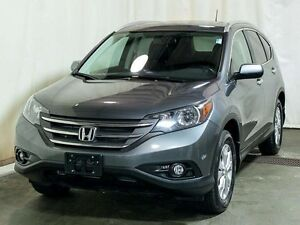 2014 Honda CR-V Touring AWD w/ Navigation, Leather, Sunroof, 4 B