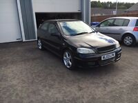 Vauxhall Astra 2.0i Turbo, Very Rare Model, Lots of Upgrades/Mods, Great Condition