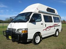 2002 Toyota Hiace Safari Camper – AUTO – 5 SEATS Glendenning Blacktown Area Preview