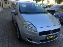 FIAT Punto 1.4 8V 5 porte Natural Power Neopatentai