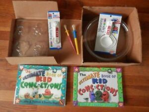 """Art/activity set """"Kids Concoctions"""" (never used)"""
