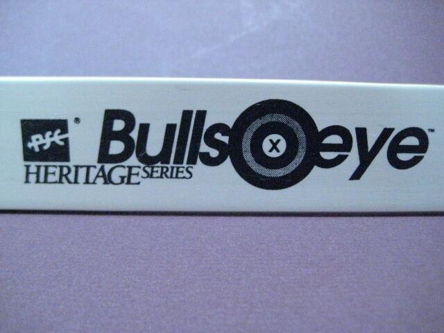 PSE Bulls Eye Heritage Series Take Down Recurve Bow Vintage Nice