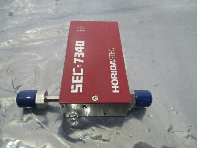 Horiba Stec, SEC-7340, Mass Flow Controller, 10 SLM HE, 22-132267-00, 421976