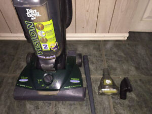 Two Vacuum cleaners on sale