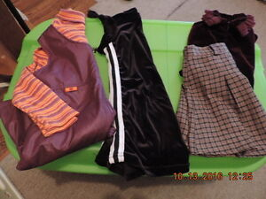 """Girl's Size 6 """"Lot"""" of Winter Clothes London Ontario image 1"""