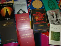 Awesome Collection of Occult Spiritual BOOKs