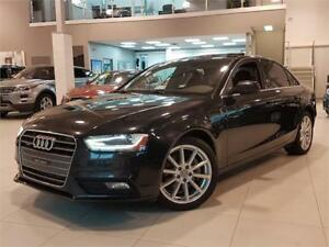 2014 Audi A4 PROGRESSIV-NAVIGATION-LOADED-ONLY 83KM