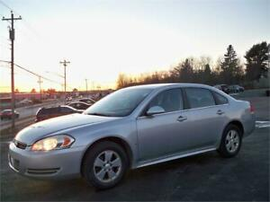 99$ BI WEEKLY OAC! 2010 Chevrolet Impala LT YOKOHAMA TIRES ON!!!