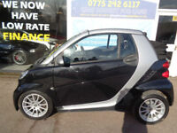 Smart fortwo 1.0 ( 71bhp ) Passion Convertible F/S/H P/X Swap